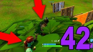 THE TREE HIDING STRAT - Fortnite Battle Royale (Part 42)