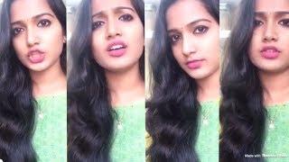Mallu Girl Tamil Dubsmash | Very New Viral Musical.ly | Malayalam | Tamil | Cute Expression |