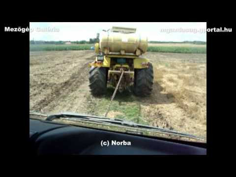 Amikor a sr az r/Stuck in mud - 2x Rba Steiger, John Deere 8320, 8420, 8530, 8230, Fendt 936
