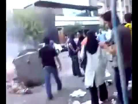 دفاع مردم post-election unrest in Iran Tehran Tazahorat تظاهرات در تهران