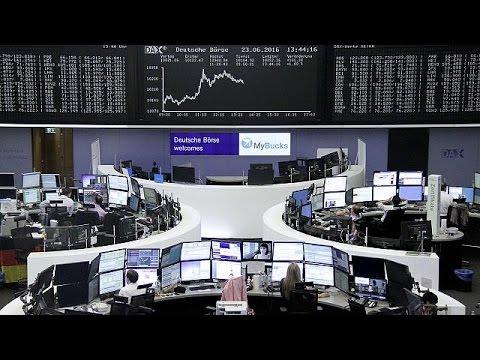 Brexit : la bourse plébiscite le Bremain - economy