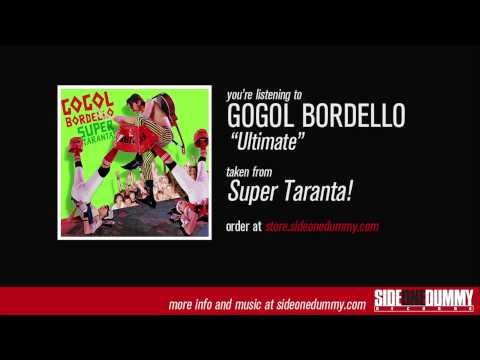 Gogol Bordello - Ultimate