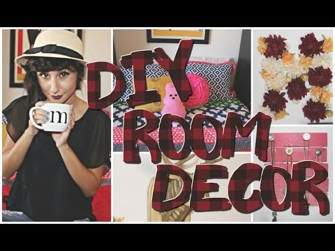 easy ways to spice up your room diy fall room decor youtube