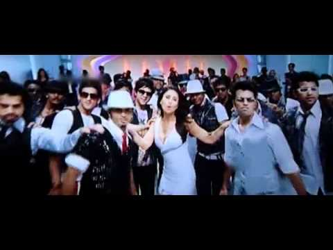 Criminal - RA. one songs - SRK and kareena kapoor