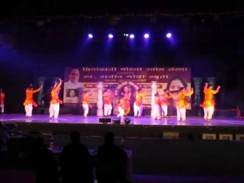 Indian Culture, Unbeatable's Dance Studio Folk dance class in pune