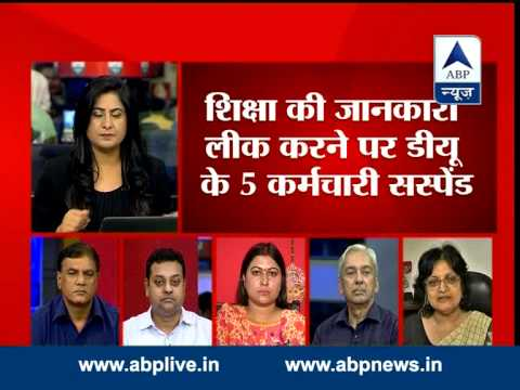 ABP News debate: Will Smriti Irani come clean on her education qualifications?