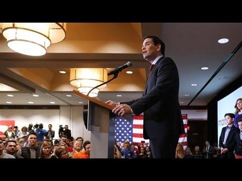 Rubio Makes Gains in WSJ Poll