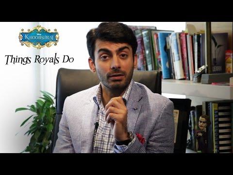 Things Royals Do | Khoobsurat | Sonam Kapoor & Fawad Khan | In Theaters - September 19