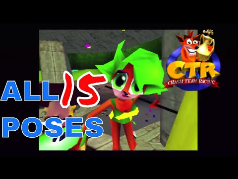 CTR: Crash Team Racing - All Victory Circles