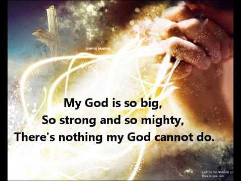 Ruth Harms Calkin - My God Is So Big