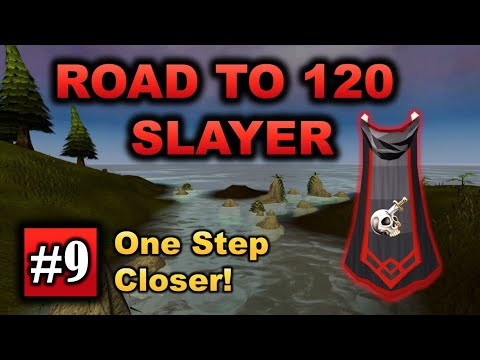 RuneScape 3 - Road to 120 Slayer - Episode 9: One Step Closer!