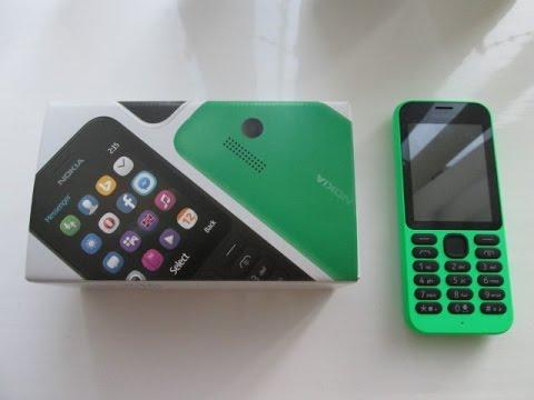Nokia 215 Dual SIM Mobile Phone Cell Phone Review, New Nokia 2015.