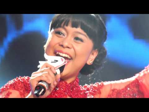 LESTY- ANOMAN OBONG, D'ACADEMY ASIA 14122015