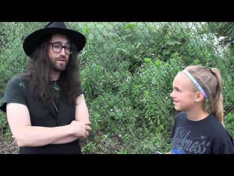Kids Interview Bands - The Ghost of a Saber Tooth Tiger