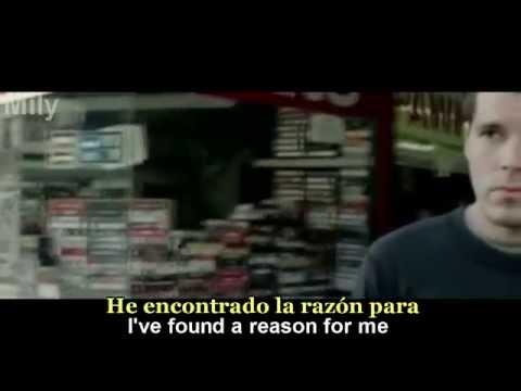Hoobastank - The Reason Subtitulado Español Ingles