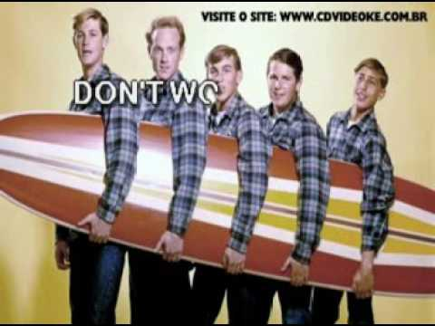 Beach Boys, The   Don't Worry Baby