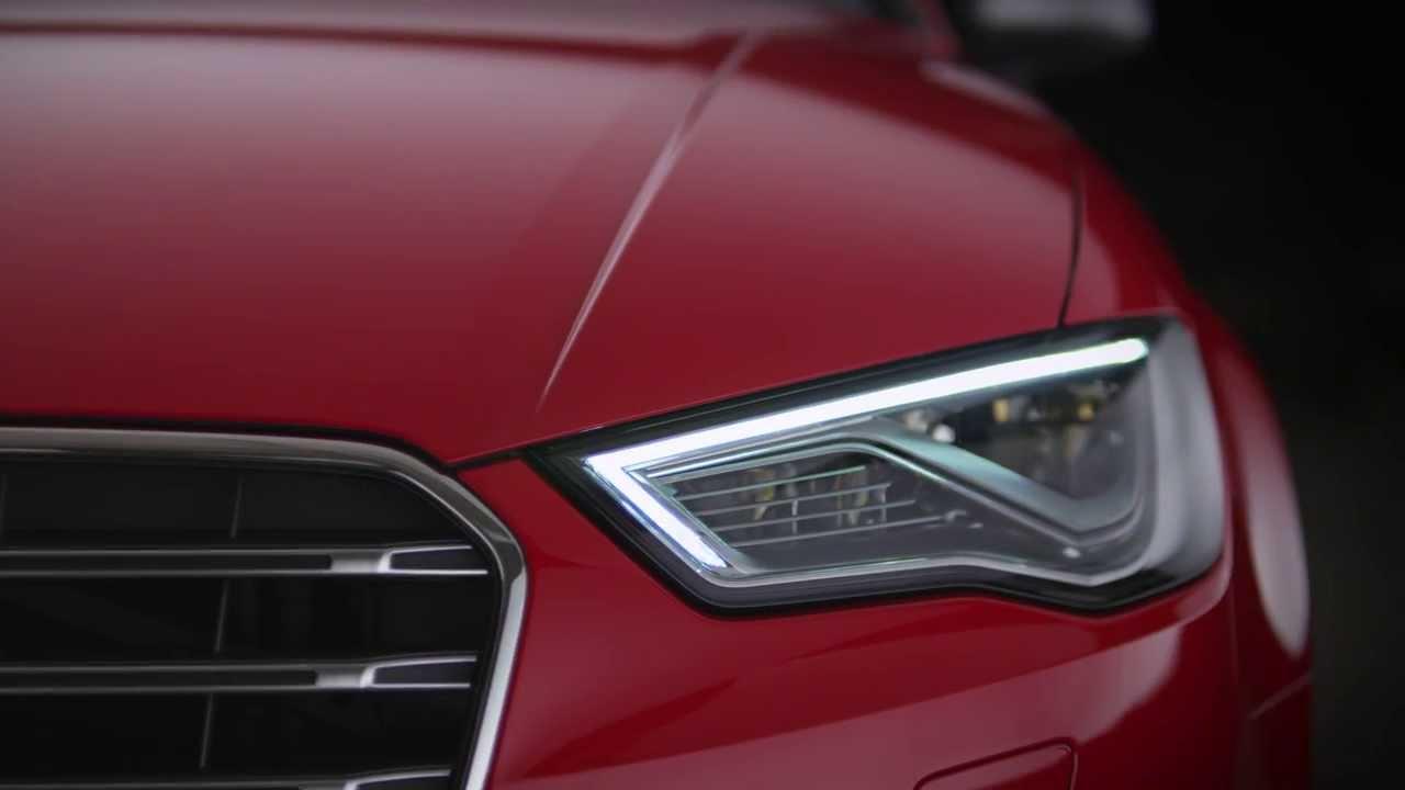 2015 Audi A3 Family in 4K UltraHD - AUDI 2014-10-08 06:11