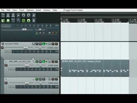 Utiliser un VSTi en multi-out avec Reaper 3