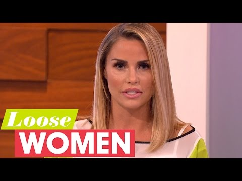 Katie Price's War On Internet Trolls | Loose Women