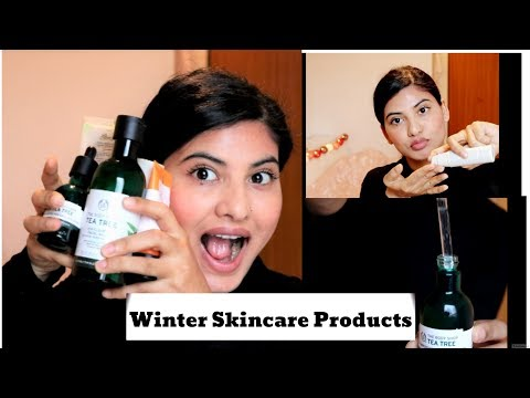 My Skincare Products I Winter Edition I  Dry Skin Special I