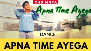 Apna Time Ayega DANCE COVER #Gullyboy | Rap DANCE COVER #Ranveer_Singh Dance|#apnatimeayega #dance