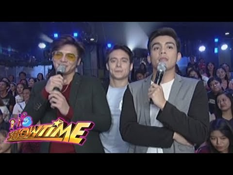 It's Showtime Miss Q & A: Ronnie chooses candidate number 2!