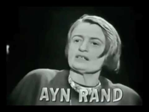 Ayn Rand - The Morality of Altruism