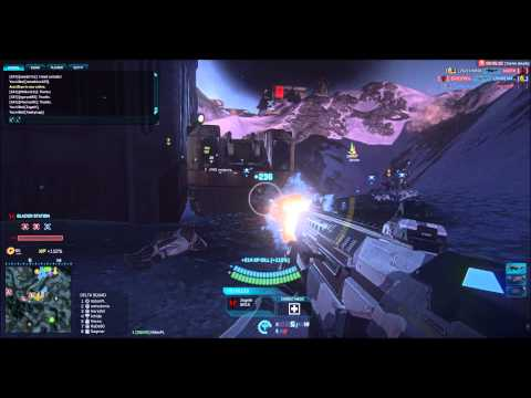 planetside 2: Light assault