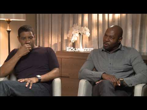 The Equalizer: Denzel Washington & Antoine Fuqua Official Movie Interview