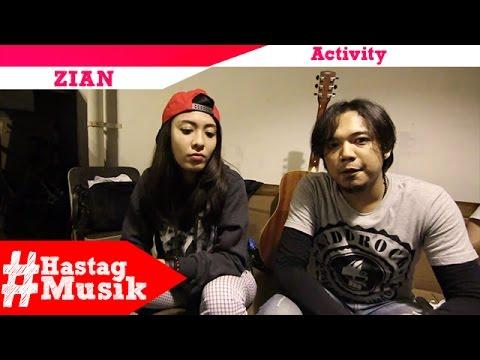 Zian bertemu Vocalist baru Zigaz