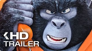SING Trailer 2 German Deutsch (2016)