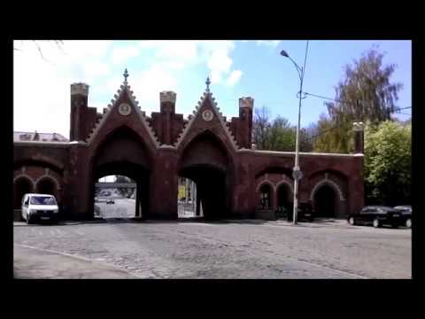 Брандербургские ворота, г. Калининград