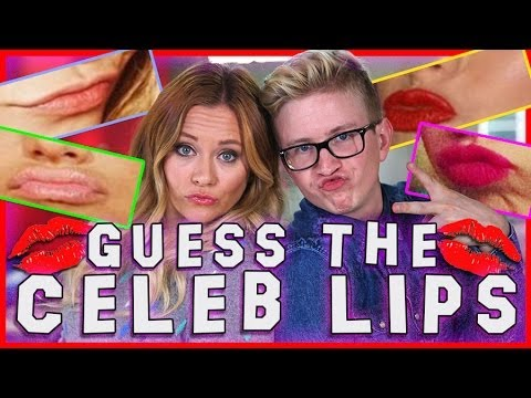 Top That! | Guess the Celebrity Lips | Lightning Round