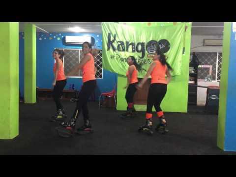 Kangoo Dance GANGNAM STYLE by ROSIBELL CALERO ( Guayaquil - Ecuador )