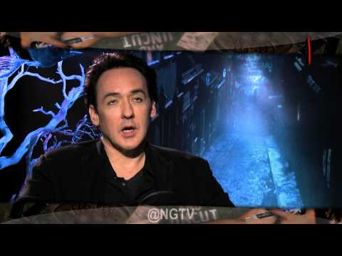John Cusack & Alice Eve on The Raven Uncensored