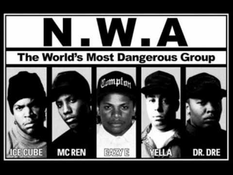NWA - Fuk Da Police