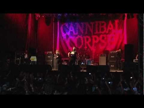 Cannibal Corpse - Live @ Metal Heads Mission, 2010