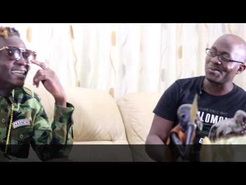 Khalifa Aganaga in South Africa: Talks about his beef with Radio and Weasel
