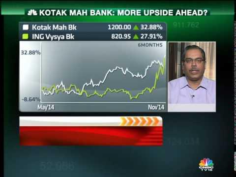 CLOSING BELL- STOCK DEBATE: KOTAK & ING VYSYA