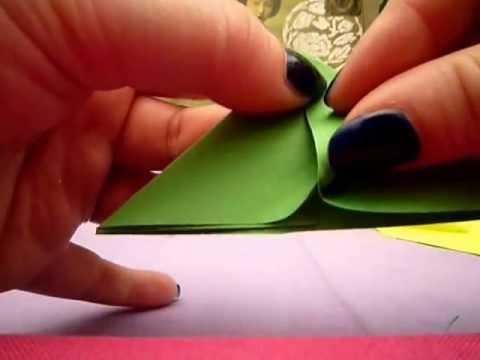 Grenouille en papier origami youtube - Comment faire une grenouille en papier ...