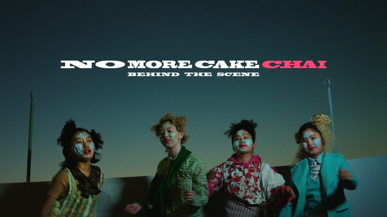 "CHAI - ""NO MORE CAKE""MVのbehind the scenesを公開 デジタルシングル2020年3月27日配信開始 thm Music info Clip"