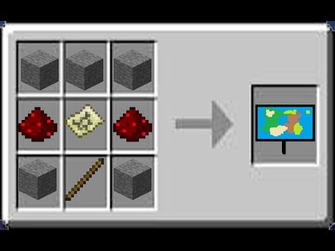 How To Make A Craft Table In Minecraft Pc