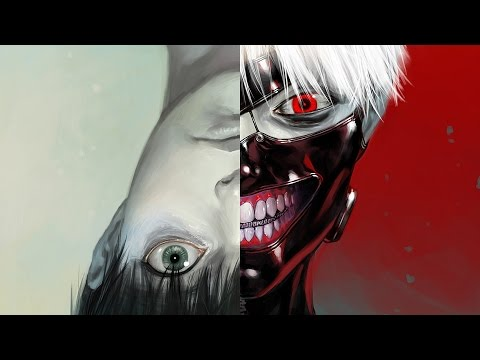Tokyo Ghoul - AMV Glassy Sky - Cover By Amalee - AMVanime