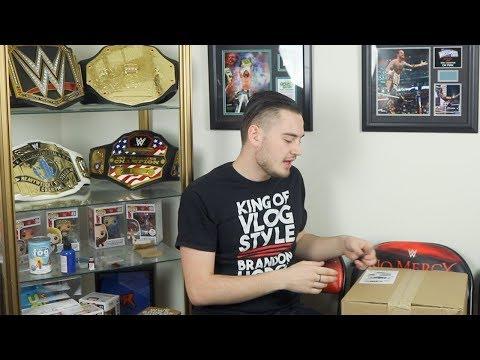 WWEShop Unboxing 2/1/19 | Brandon Hodge Unboxing #72
