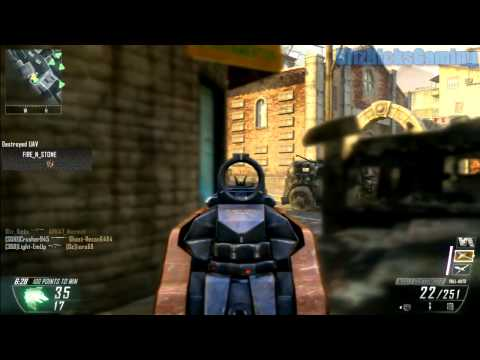Call Of Duty Trick Shotters | (Black Ops 2 Slums Gameplay) (BlizRicksGaming)