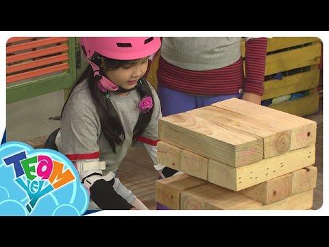 Game Play: Jenga | Team Yey Season 2