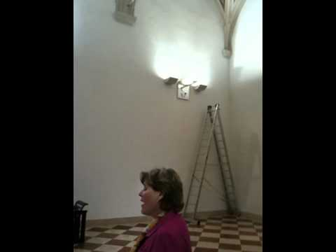 Elisabeth von Trapp singing Schubert's Ave Maria