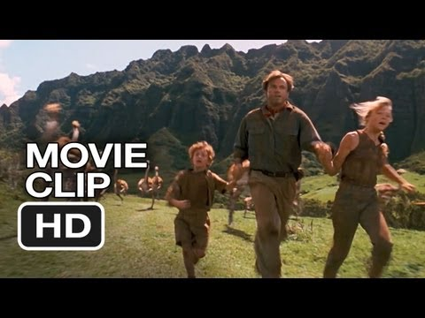 Jurassic Park 3D Movie CLIP - Flocking This Way (1993) - Steven Spielberg Movie HD