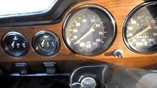 Lada 1300 Cold start -23*C