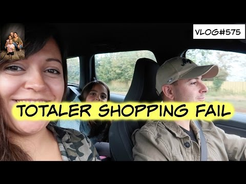 Totaler Shopping FAIL Vlog#575 Rosislife